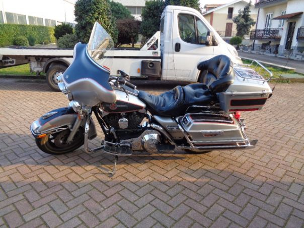 Harley Davidson Electra Glide Classic 90 th Anniversary