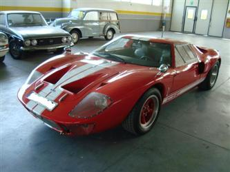 FORD HERMSEN GT40 Replica